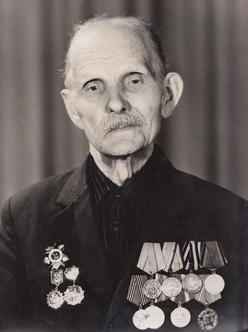 «Юрин Федот Павлович»
