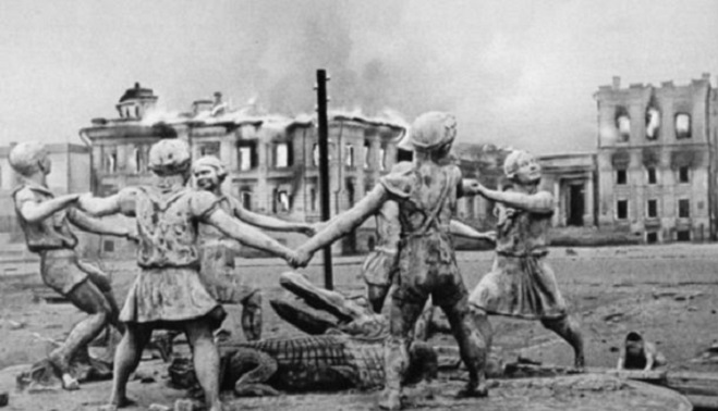 Судьбы, опаленные войной