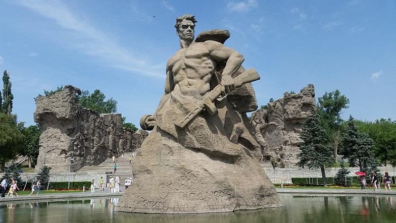 Великий город Сталинград