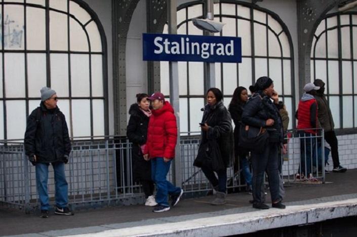 Случай в Парижском метро