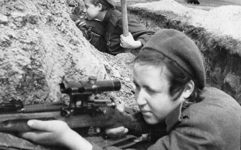 Сталинградская  история