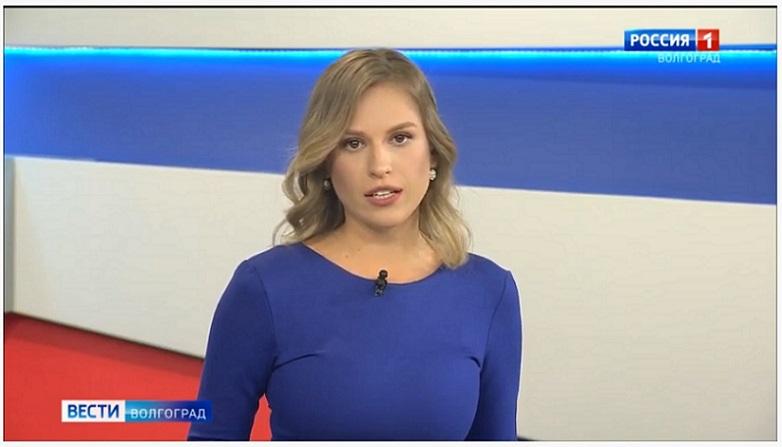 Награждение лауреатов на волгоградских телеканалах