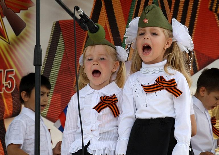 Областной конкурс песен о Великой Отечественной войне «Нам песня помнить и чтить помогает»
