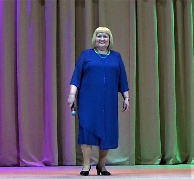 Тамара Шайхулина. Пела гармошка